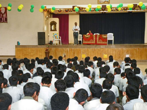 Swami Vivekanada English Medium School