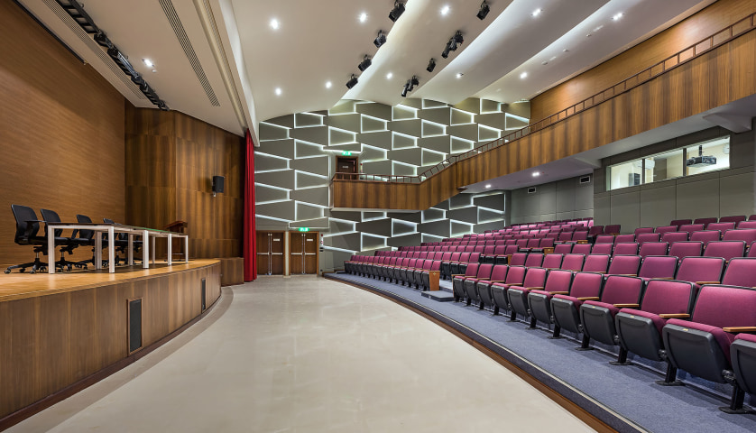 Saudi German Hospital Cairo - Auditorium - MOHM