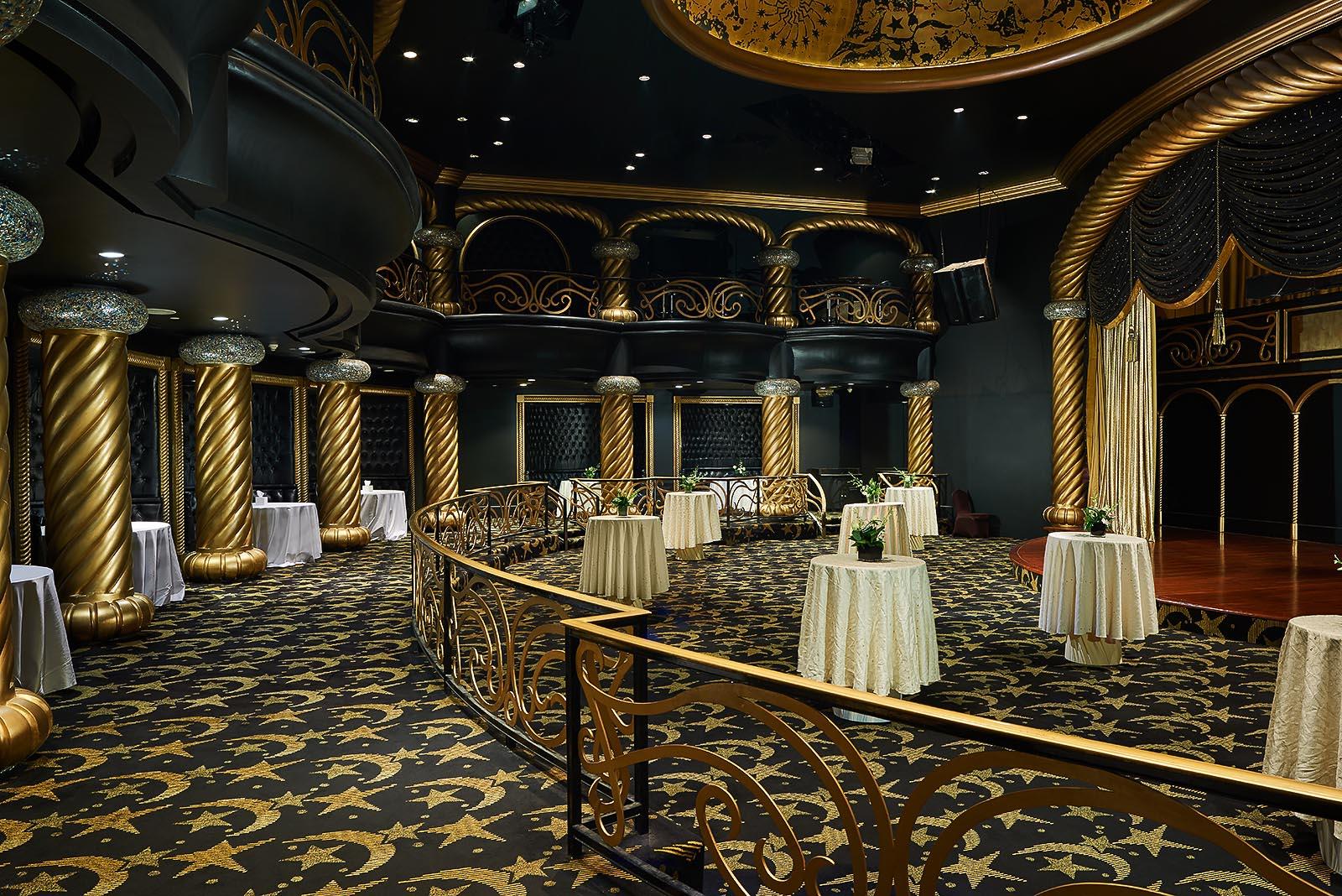 Grand Nile Tower hotel Cairo - King Tut Ballroom - Hospitality photography Egypt - Mohamed Abdel-Hady - September 2018