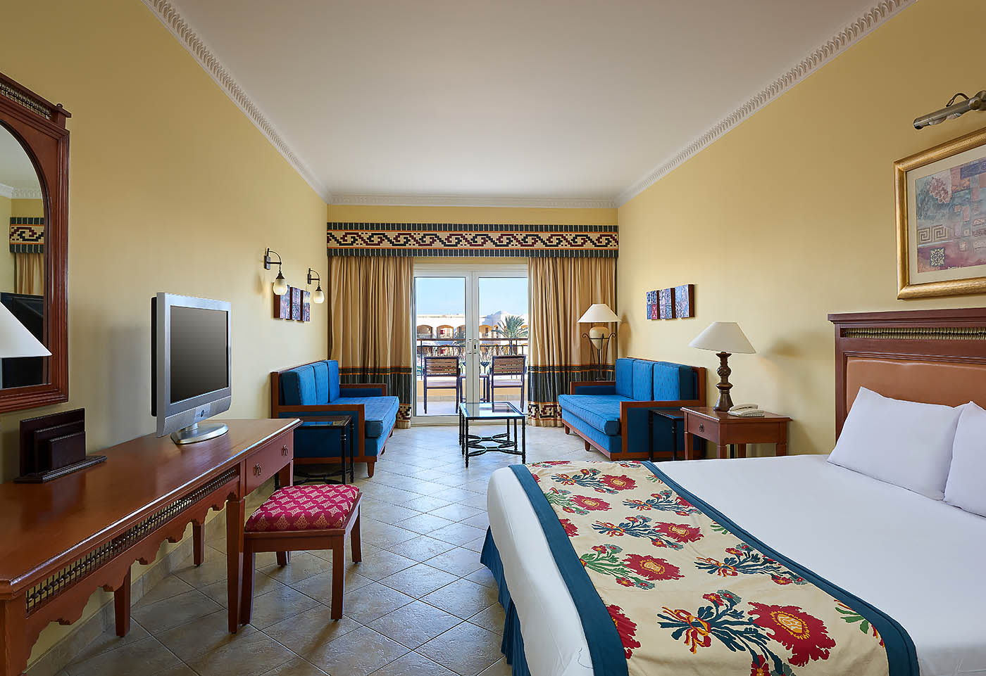 Executive suite Sofitel Taba beach resort