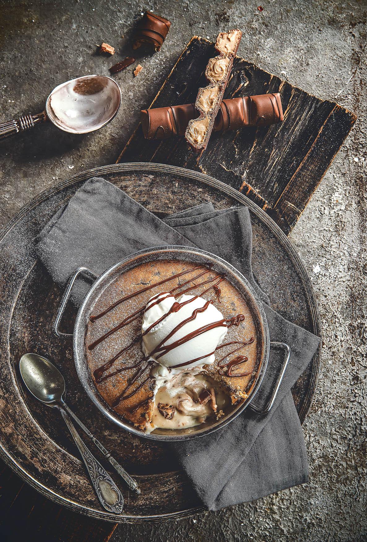KindeMolten cake - Food photographer - Egypt - Mohamed Abdel-Hady