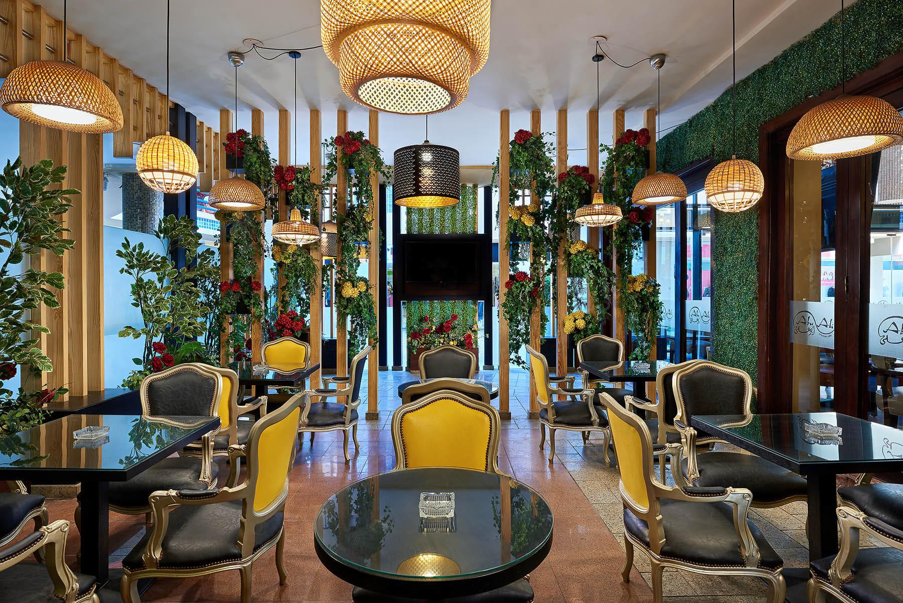 Gazibo Lounge - Hilton Alexandria Green Plaza Hotel