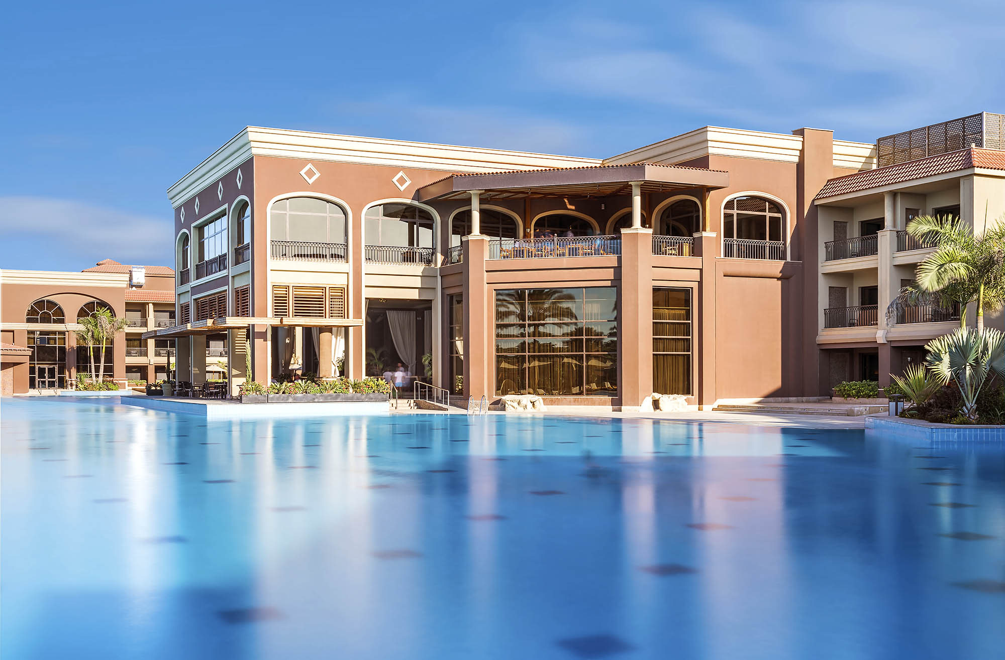 Hilton Alexandria King's Ranch - Hotel Facade - Mohamed Abdel-Hady Photography