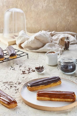 Eclairs - Cilantro - Mohamed Abdel-Hady photography
