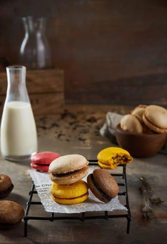 Macarons - Almonds Sweets