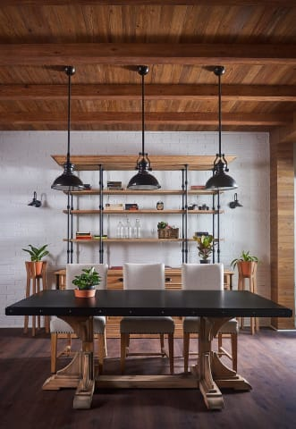 Dining room - Private residence - Badie Architects - Mohamed Abdel-Hady photography