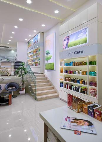 IG-riham ezzat pharmacy - NF Interior design