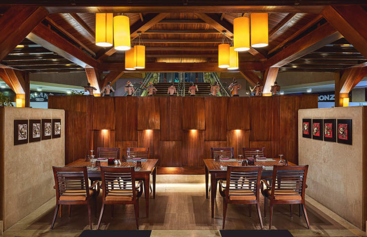 Ginger Restaurant - Hilton Alexandria Green Plaza - Commercial photographer - Egypt - Mohamed Abdel-Hady