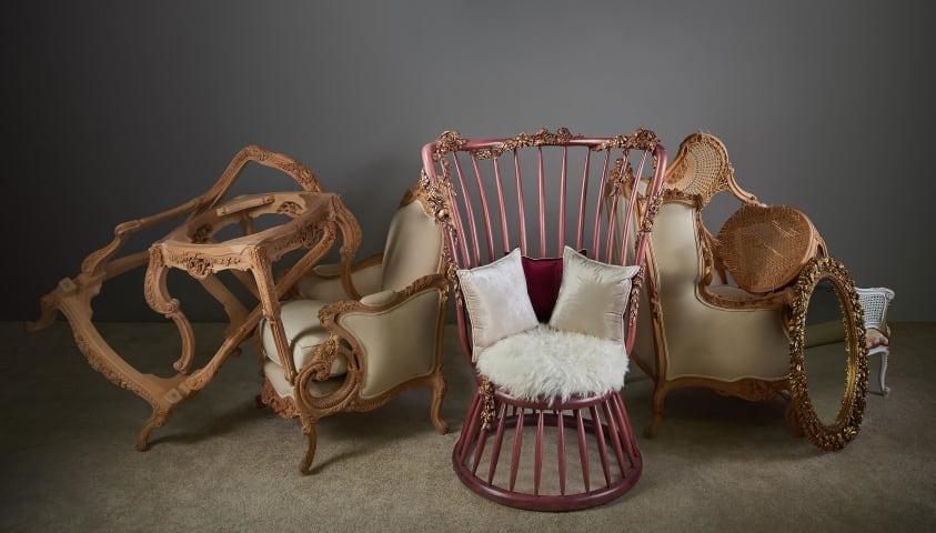 Evolution of design by Shoulah furniture