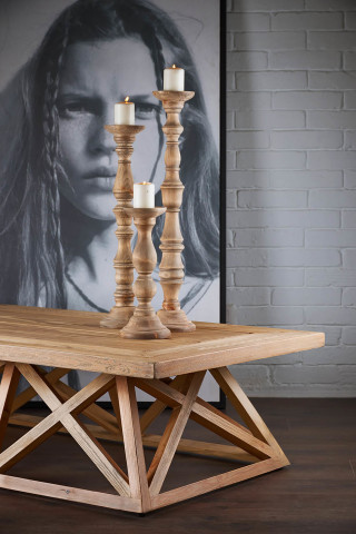 Living table - Badie Architects