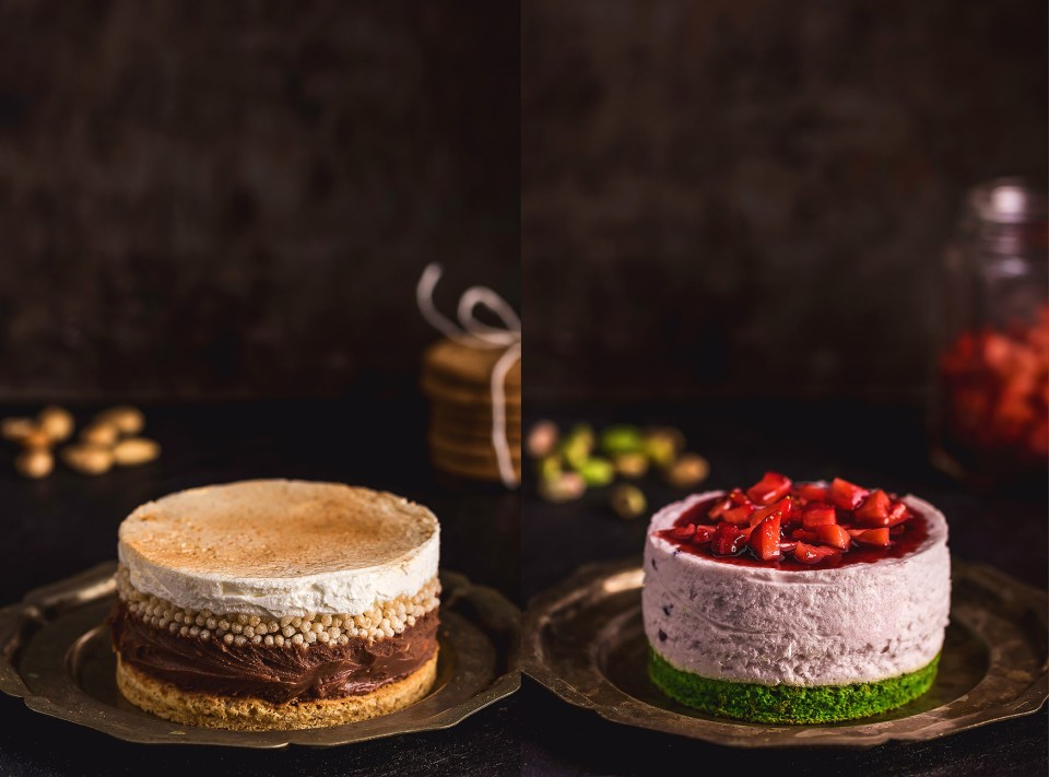 Dessert Tartlets - Brew and chew - Mohamed Abdel-Hady Photography