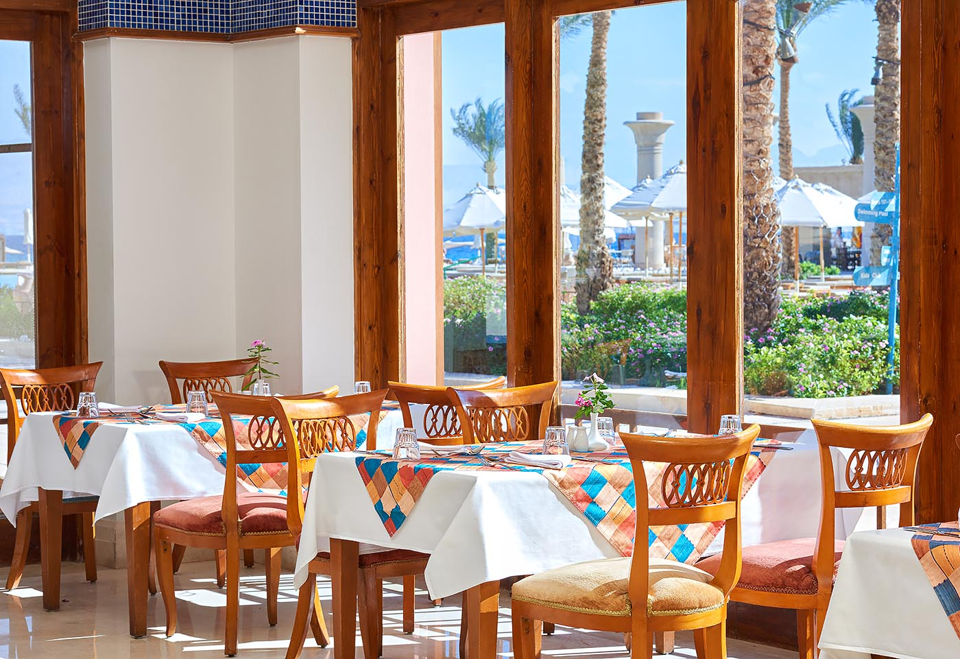 Sofitel Taba beach resort mediterranean Restaurant - Mohamed Abdel-Hady Photography