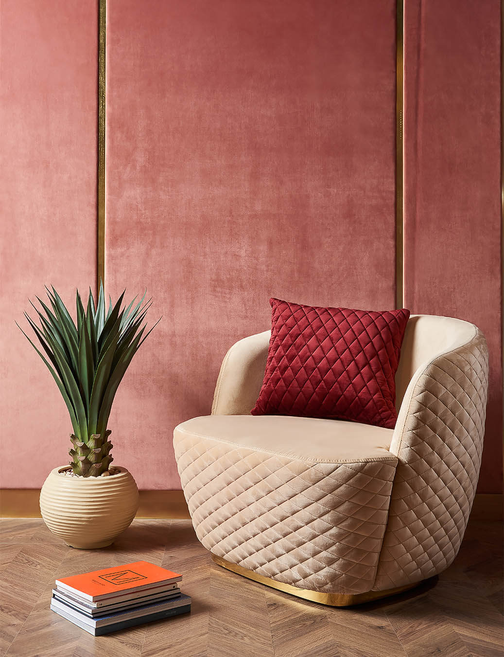 Richie Furniture -textured chair Setup - Mohamed Abdel-Hady Photography