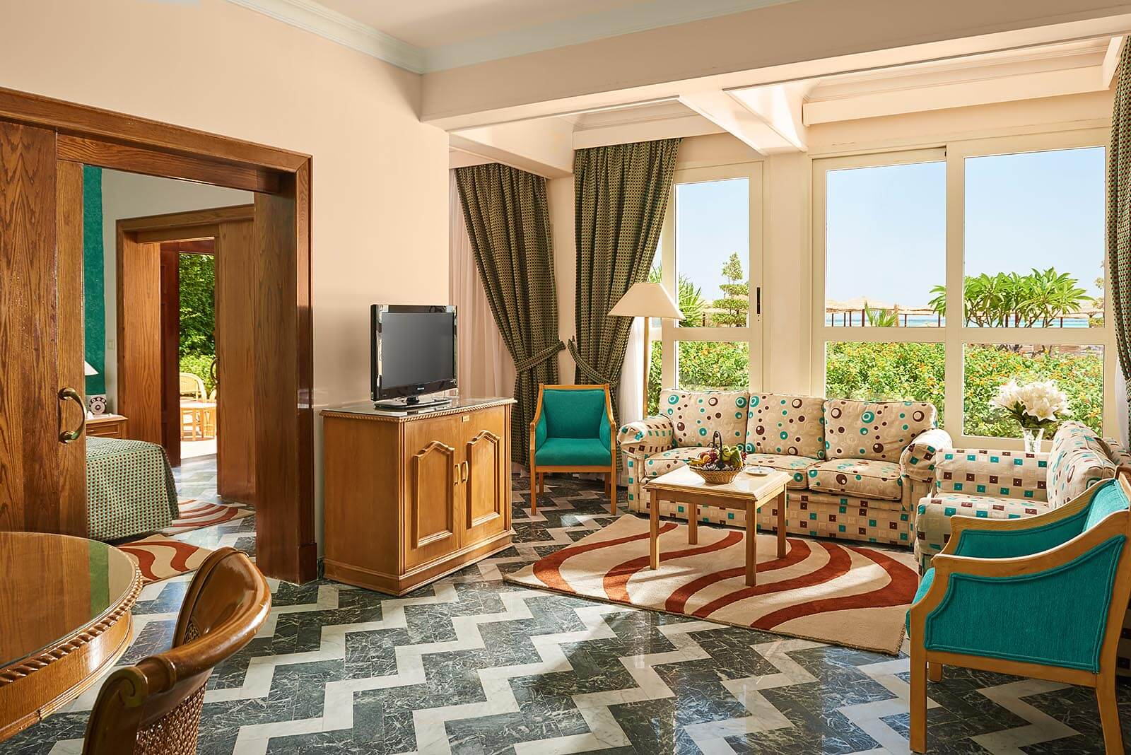 Junior Suite - Sea star beau rivage