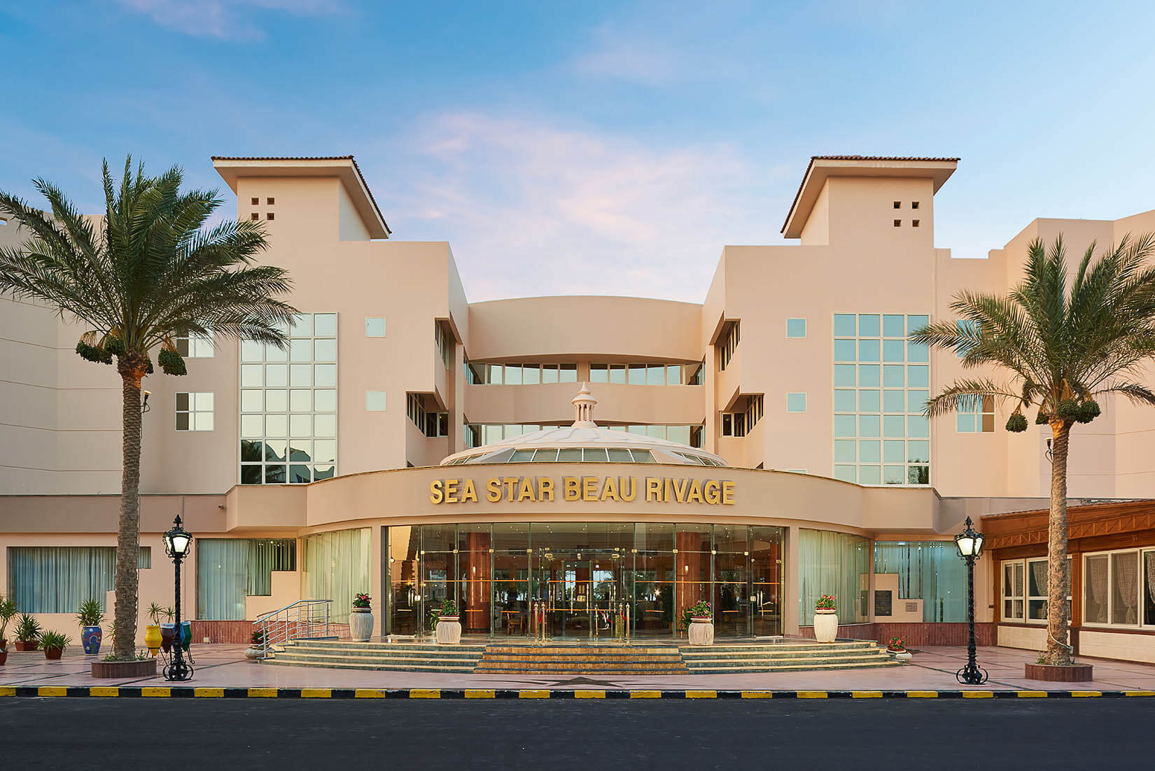 Facade - Sea star beau rivage hotel