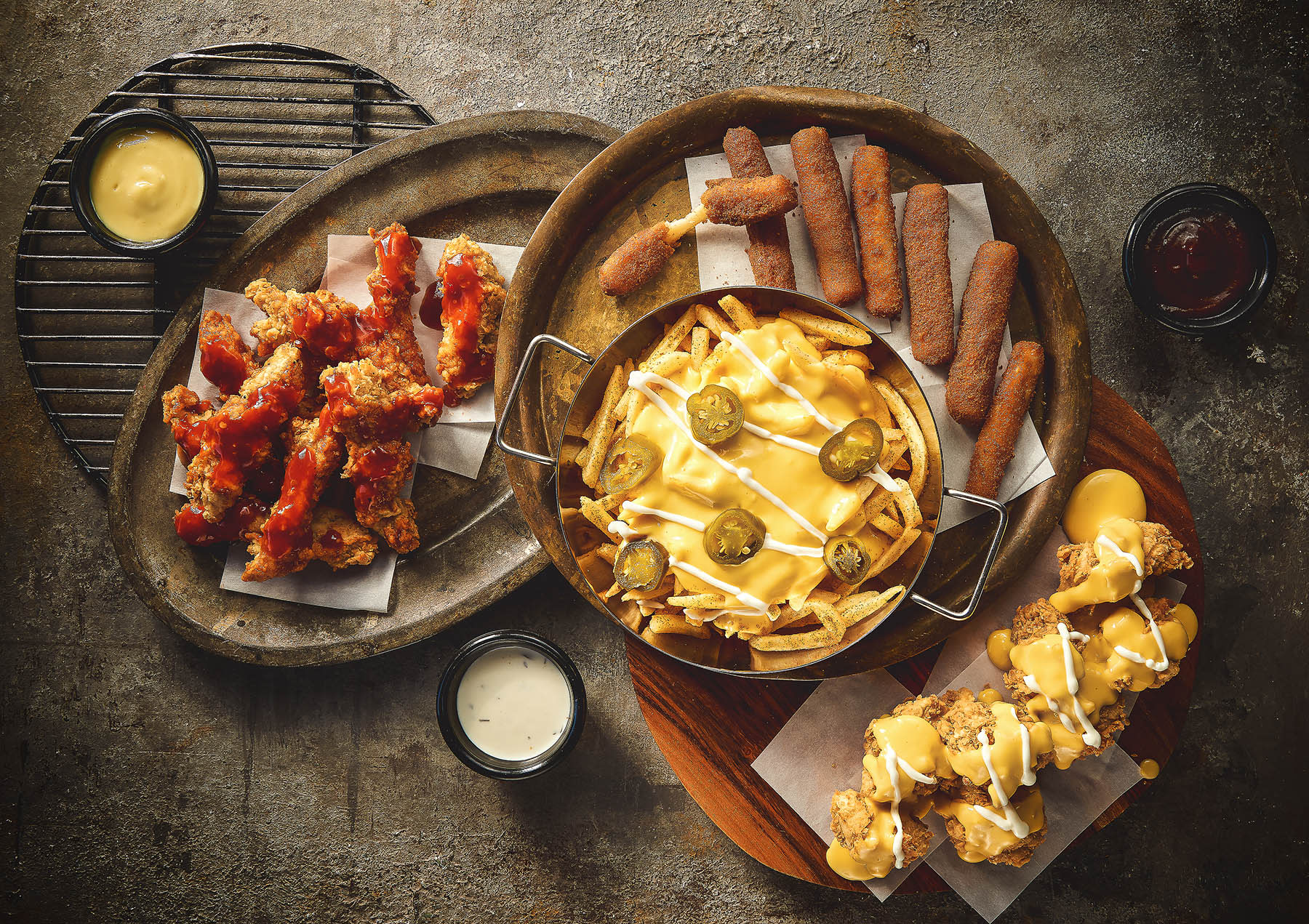 Appetizers - Brew and Chew - Food photographer - Egypt - Mohamed Abdel-Hady