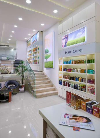 IG-riham ezzat pharmacy - NF Interior design