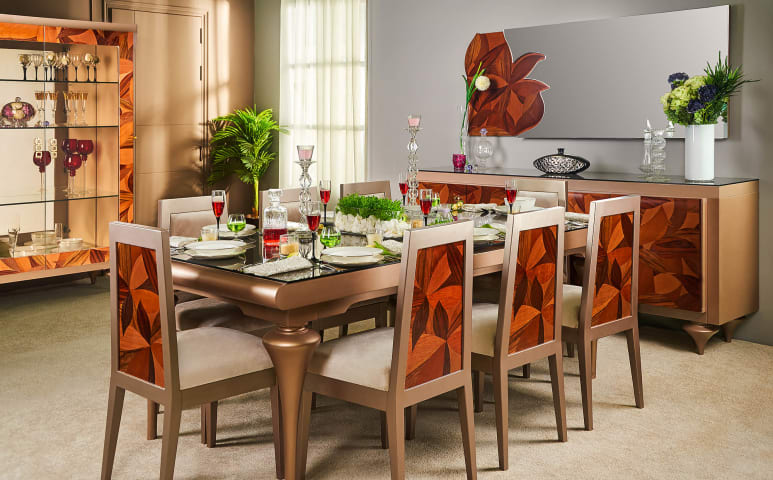 fancy dining room - Richie by Shoulah