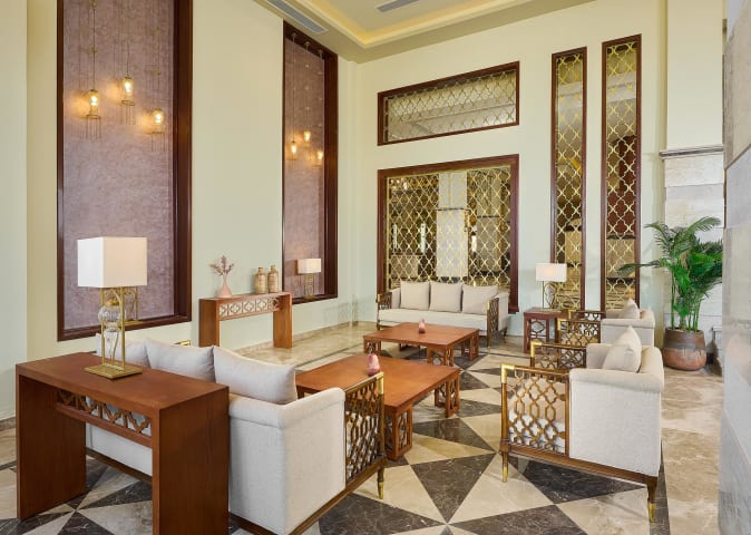 Lazuli Marsa Alam Hotel - VIP Lounge - Commercial photographer - Egypt - Mohamed Abdel-Hady