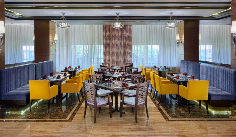 Hilton Alexandria Green Plaza - Alexander Restaurant