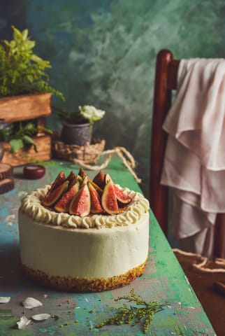 Figs cake - Personal project - Mohamed Abdel-Hady photography