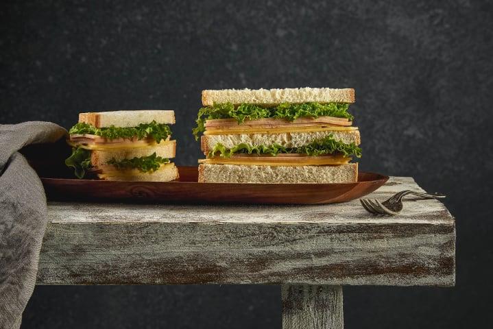 Club Sandwich - Cilantro - Mohamed Abdel-Hady Photography