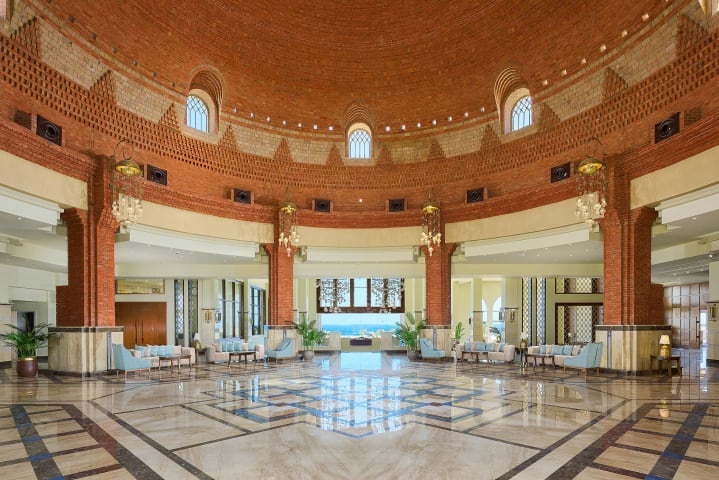 Lobby - Lazuli Marsa Alam hotel - Mohamed Abdel-Hady Photography