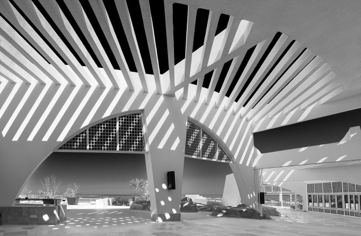Black and white architecture - Commercial photographer - Mohamed Abdel-Hady