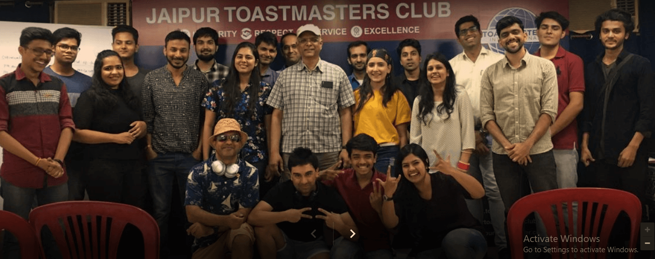 Jaipur Toastmasters club | Public Speaking, Leadership