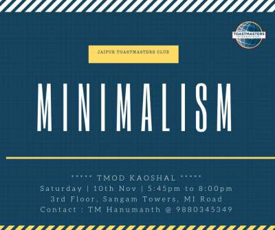 Minimalism thumbnail