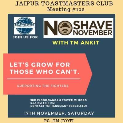 No Shave November thumbnail