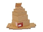 Posteske låseklaff 308x220x44mm A4br(25)