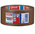Emballasjetape TESA® 4100 PVC 50mm x 66m Brun