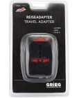 Reiseadapter GRIEG 230V