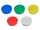 Magnet STAPLES 30mm ass farger (10)
