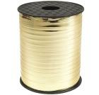 Gavebånd 250m x 10mm Metallic Gull