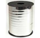 Gavebånd 250m x 10mm Metallic Sølv