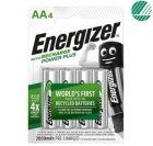 Oppladbare Batteri ENERGIZER PowerPlus AA / NH15 (4)