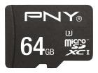 Minne PNY MicroSD Turbo Performance 64GB