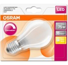 Lyspære OSRAM LED Classic A75 E27 Dimmbar