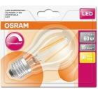 Lyspære OSRAM LED Classic A60 Klar E27 Dimmbar