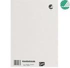 Kladdeblokk EMO A4 Ulinjert 60g 100 blad