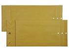 Prøvepose 125x290x40 105g Brun BONG (250)