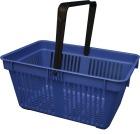 Handlekurv Blå 27 liter