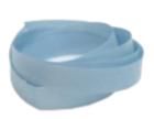 Gavebånd Lys blå 10mm x 250m B5314