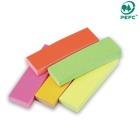 Index Bokmerke POST-IT® 15x50mm 5 neonfarger