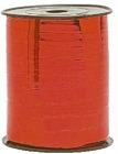 Gavebånd Metallic Rød 10mm x 250m B6016