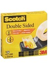 Tape SCOTCH® 665 12,7mmx22,8m tosidig