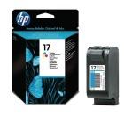 Blekk HP 17 farge c6625a