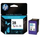 Blekk HP 28 Farge c8728a